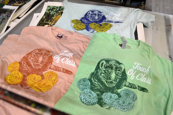 """Image of NEW """"Touch of Class"""" T-Shirts"""