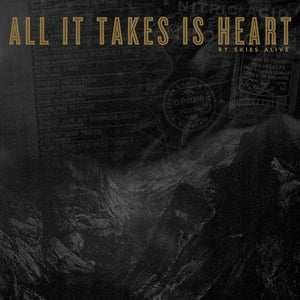 Image of All It Takes Is Heart EP
