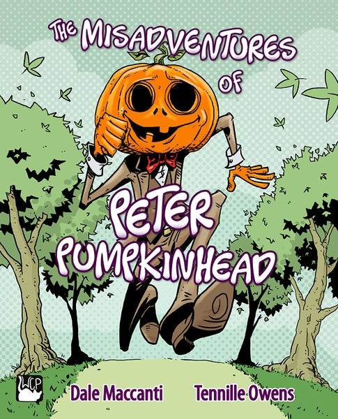 Image of The Misadventures of Peter Pumpkinhead #1