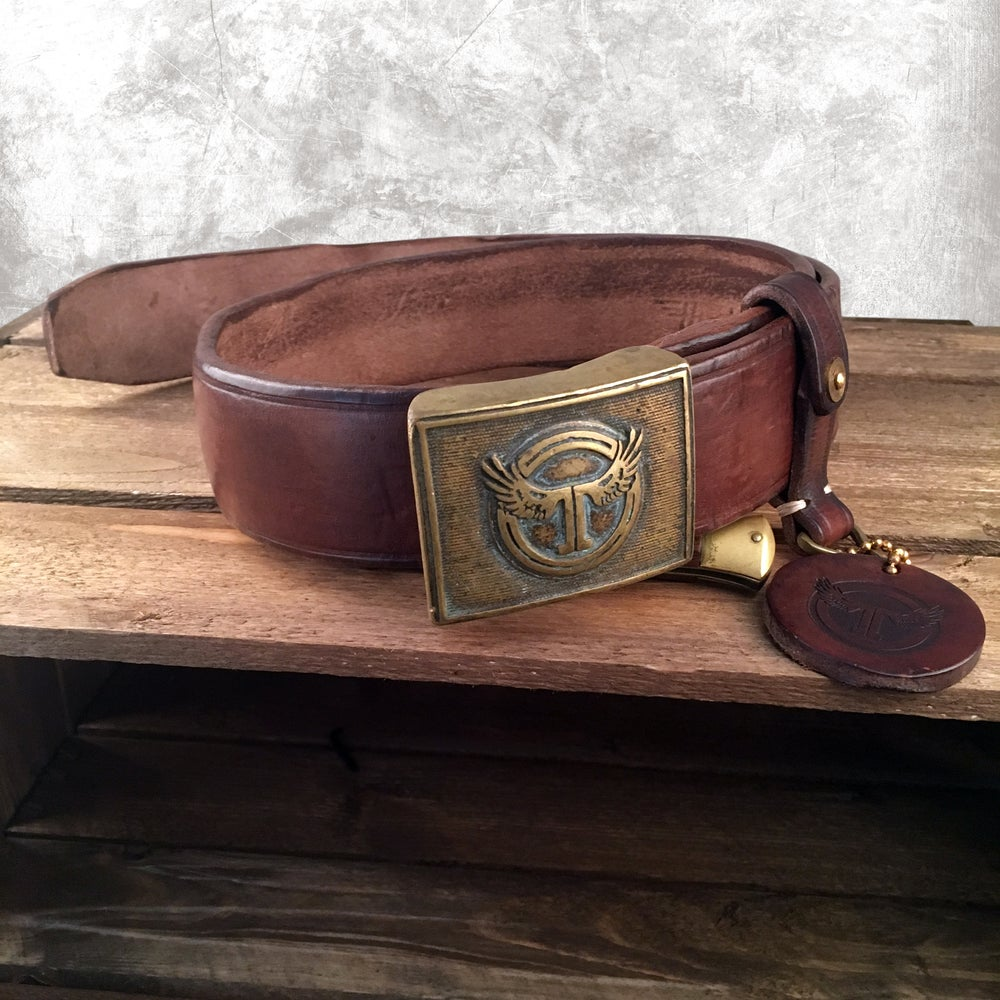 Image of THEDI LEATHERS HEAVY BELT