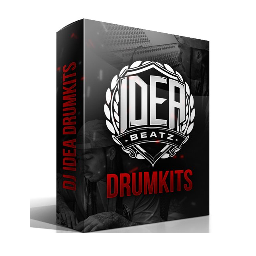 Image of Knock Drum Kit by Dj Idea