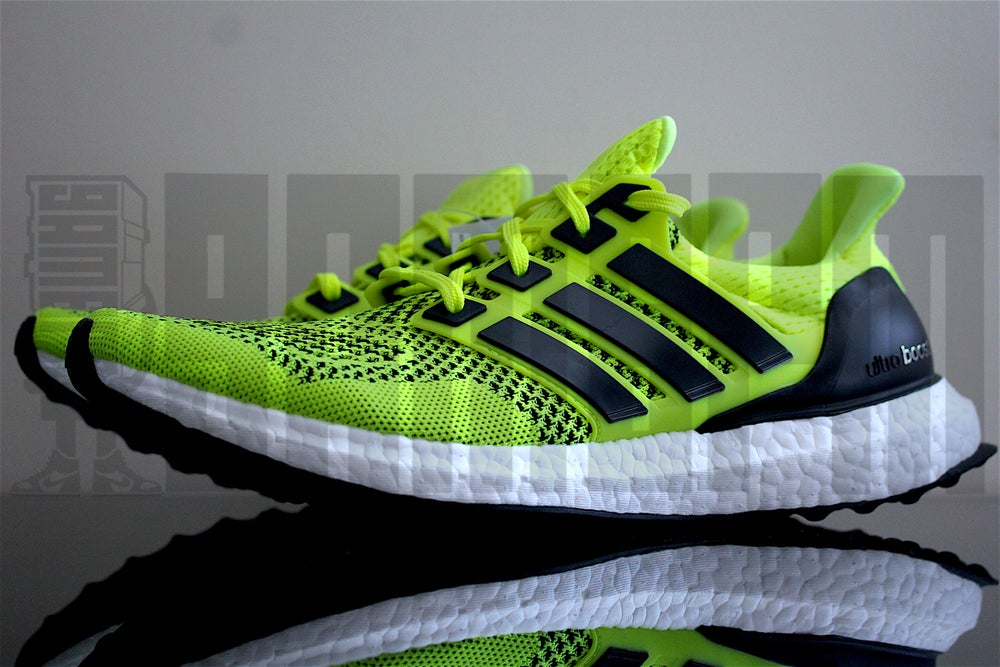 "Image of ADIDAS ULTRA BOOST M ""SOLAR"""