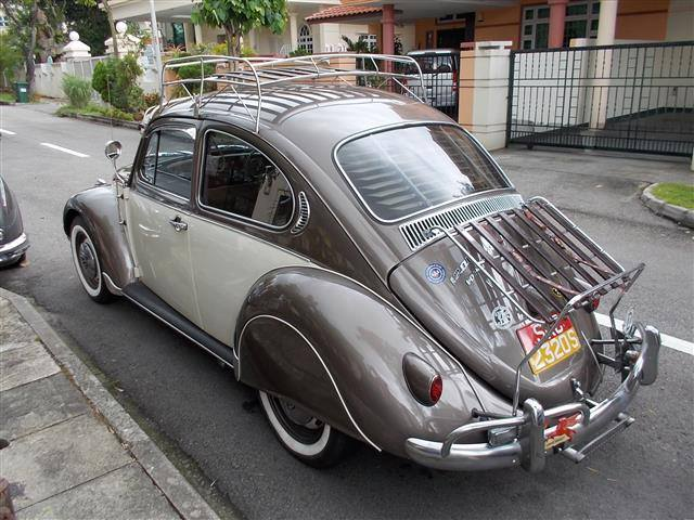 Image of VW BUG ROOF RACK