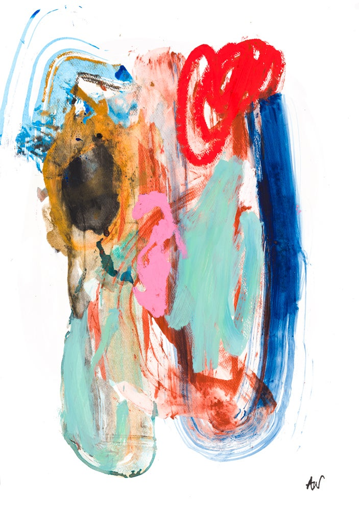 Image of Through my Eyes Limited Edition Giclée print
