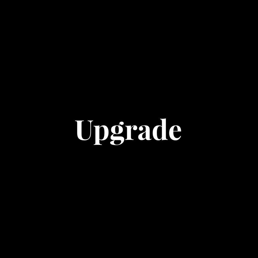 Image of Upgrade