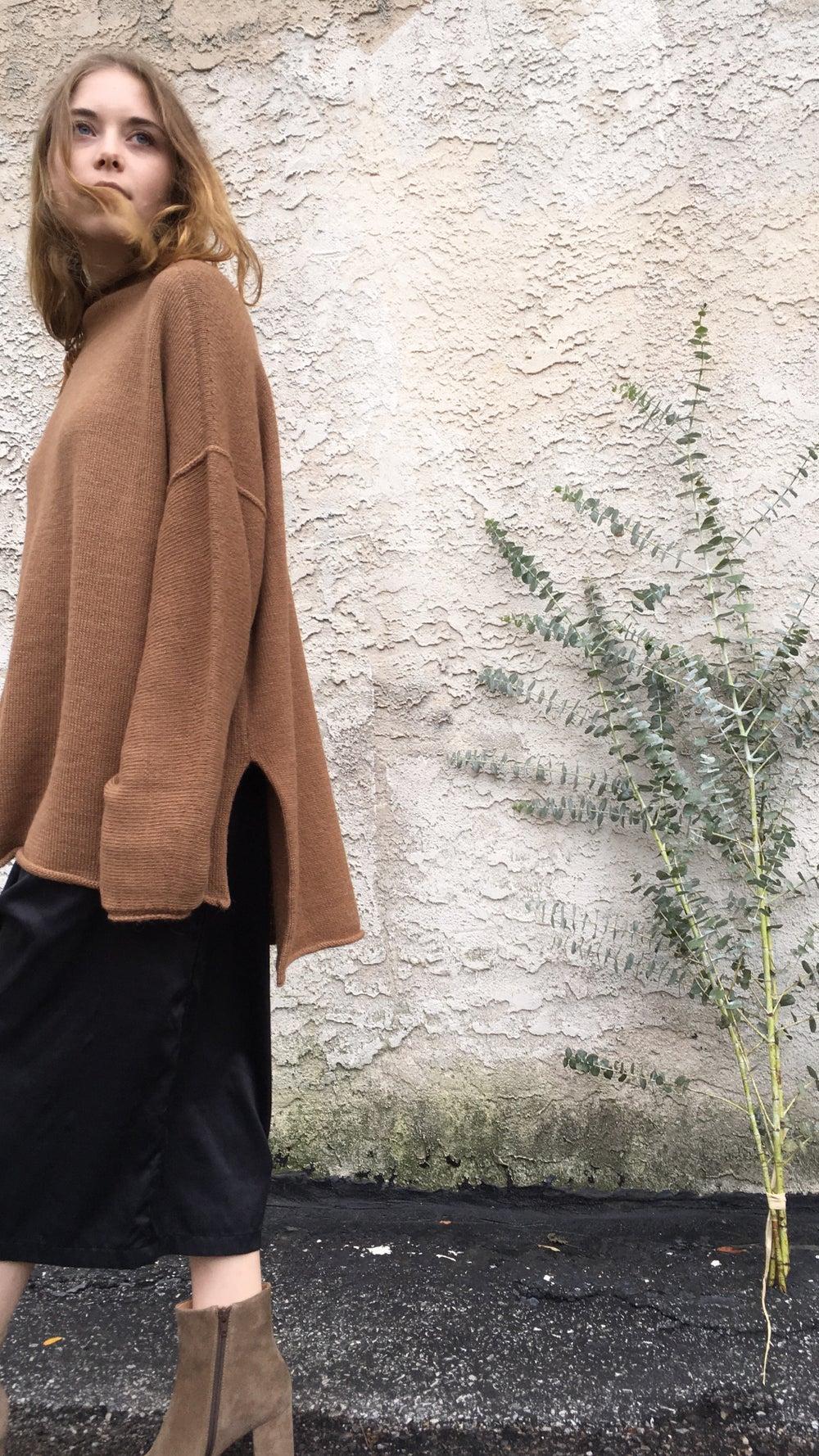 Image of Lauren Manoogian Oversized Rollneck
