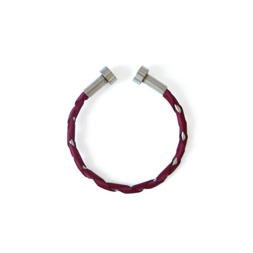 Image of Madake simple opened bracelet #1150, color 10B or 3S