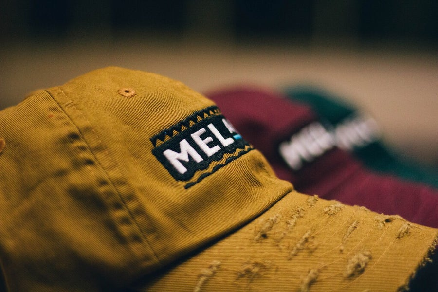 "Image of ""Martin"" Gold Melanin Hat"