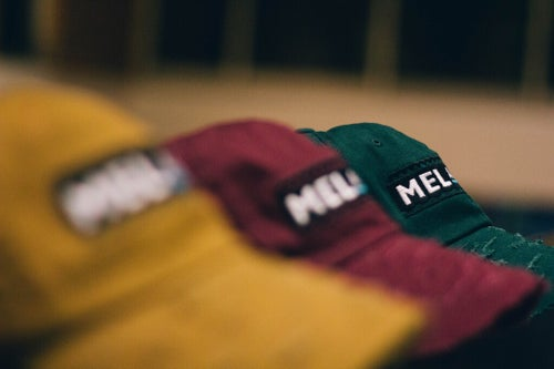 "Image of ""Martin"" Olive Green Melanin Hat"