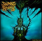 Image of SCULPTING ATROCITY	Omnipresence	CD NEW - PRE-ORDER