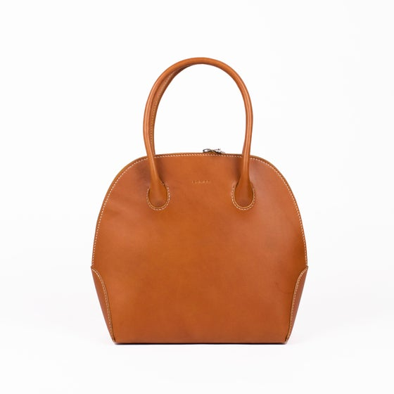 Image of The Alie Handbag Tan