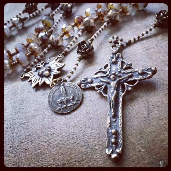 Image of OUR LADY OF THE ROSARY Rosary