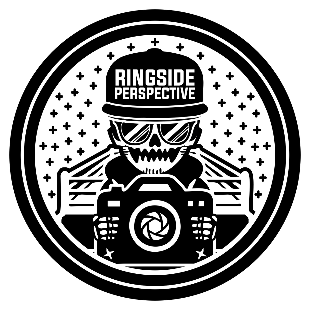 Image of Ringside Perspective Circle Sticker