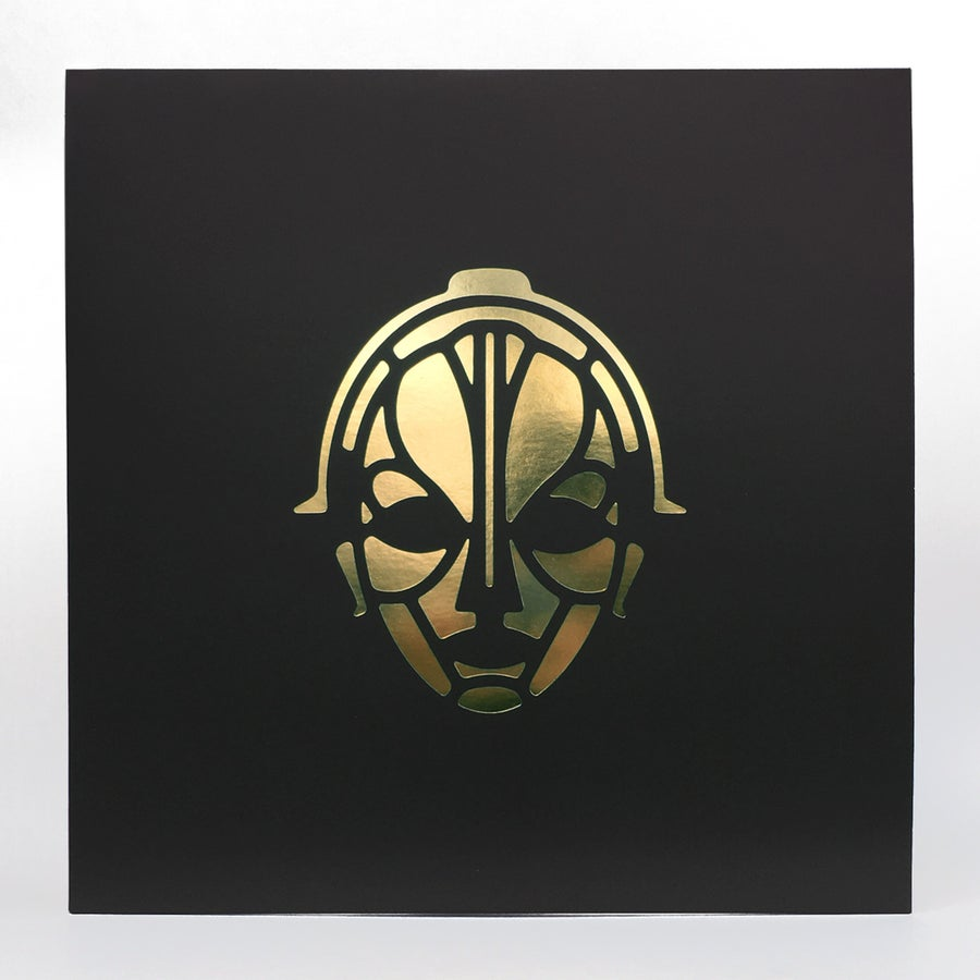 Image of Metropolis Re-Score 2xLP