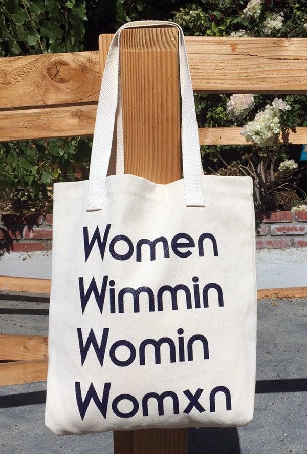 Image of Women Tote Bag