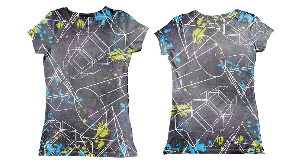 Image of Geometry (tee-shirt fille, body bébé)
