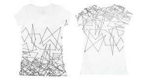 Image of Datapoints (tee-shirt fille, body bébé)