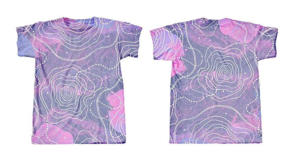 Image of Topograph (tee-shirt garçon, body bébé)