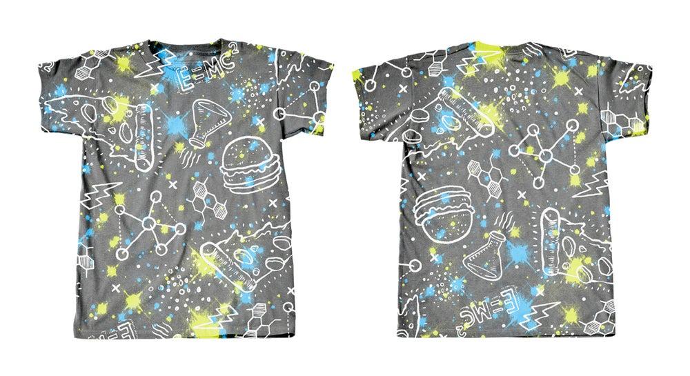 Image of Food Science (tee-shirt garçon, body bébé)