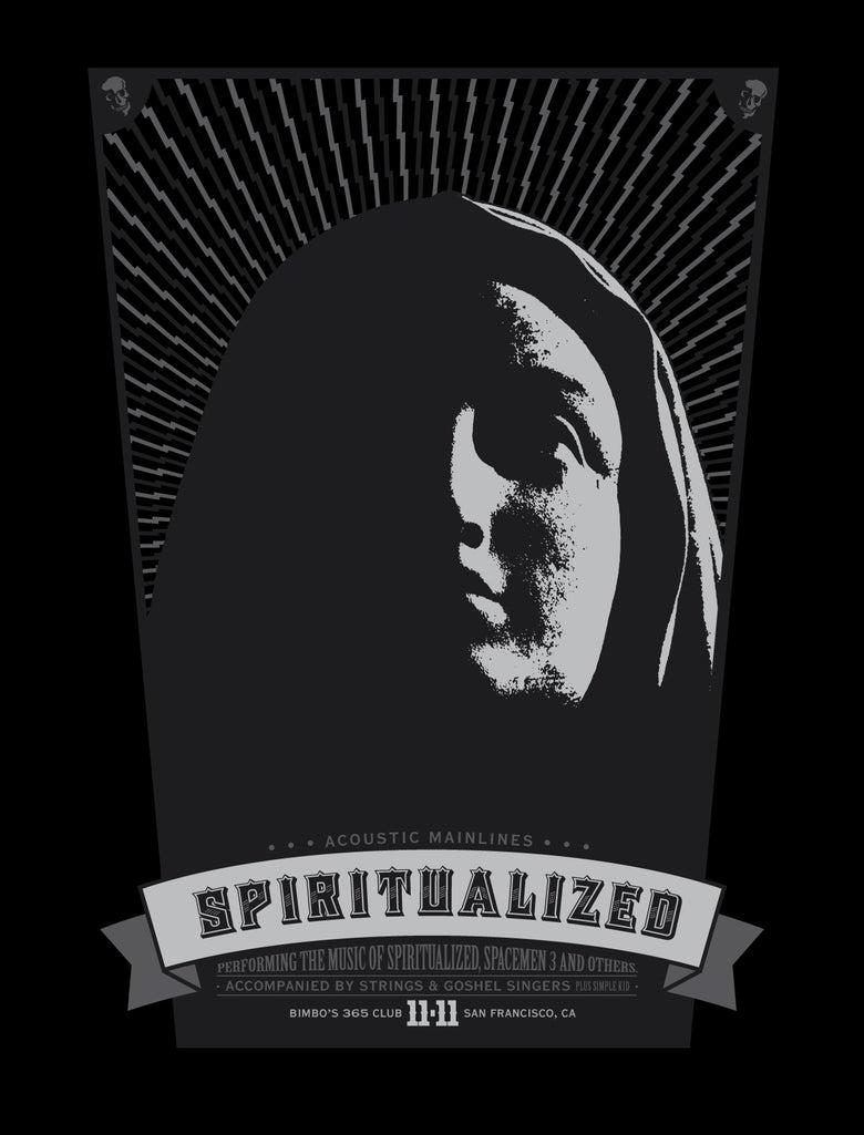 Image of Spiritualized - San Francisco 2007