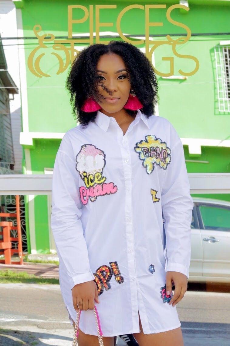 Image of Sugar Pop Shirt/Dress