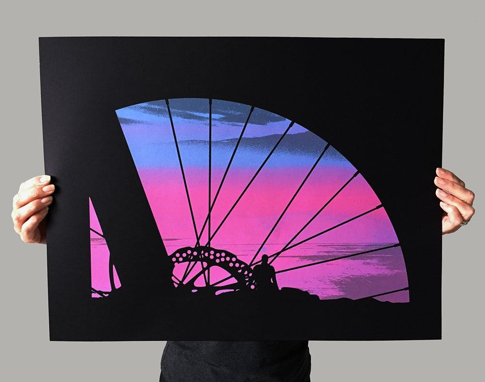 Image of Sky Has Spoken Art Print