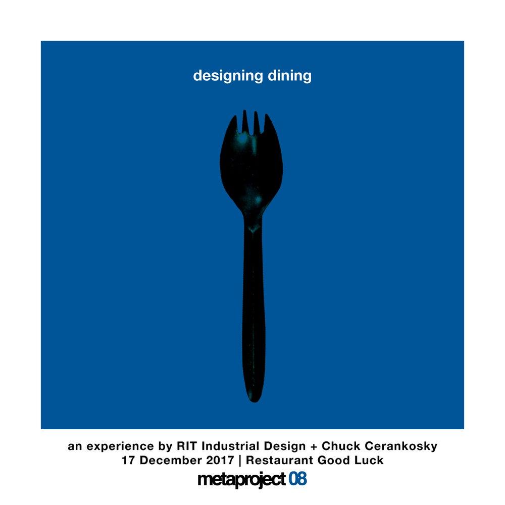 Image of Designing Dining