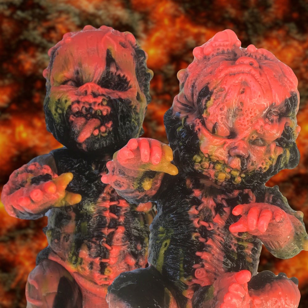 Image of Hot Lava Edition Autopsy Zombie Staple Baby