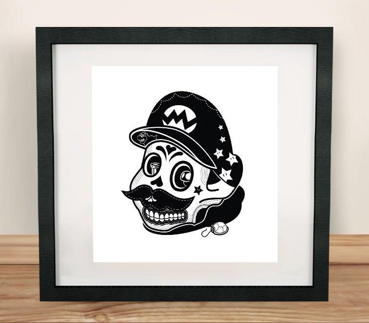 Image of Jonathan Koshi - Mario de Los Muertos