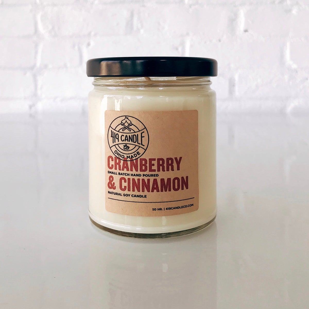Image of Cranberry & Cinnamon
