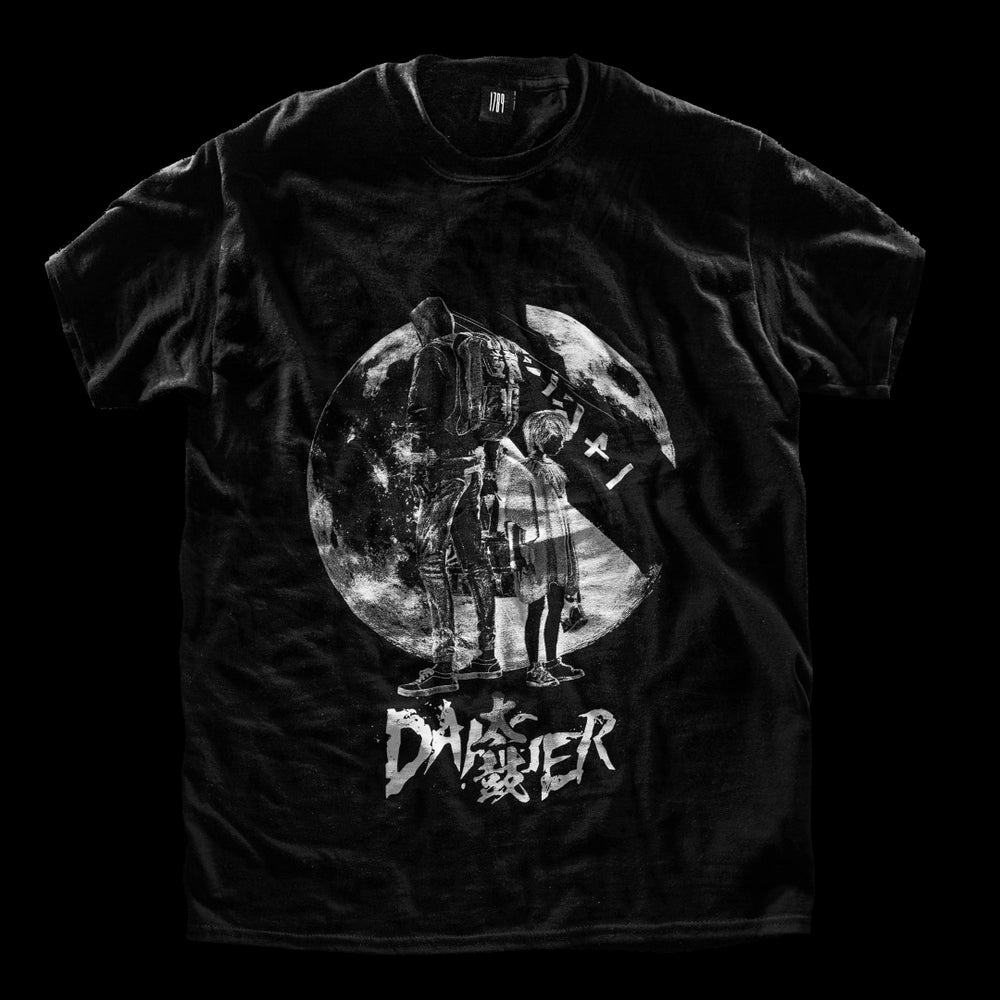 Image of Danger T-shirt. [太鼓 TOUR - Limited Edition]
