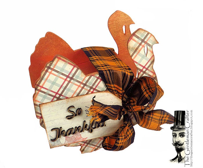 Image of Fall Turkey Gifted Box