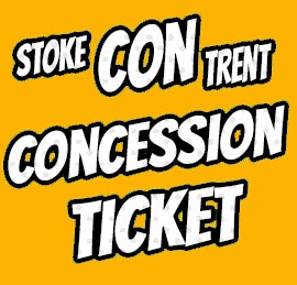 Image of Concession Ticket for Stoke Con Trent #8