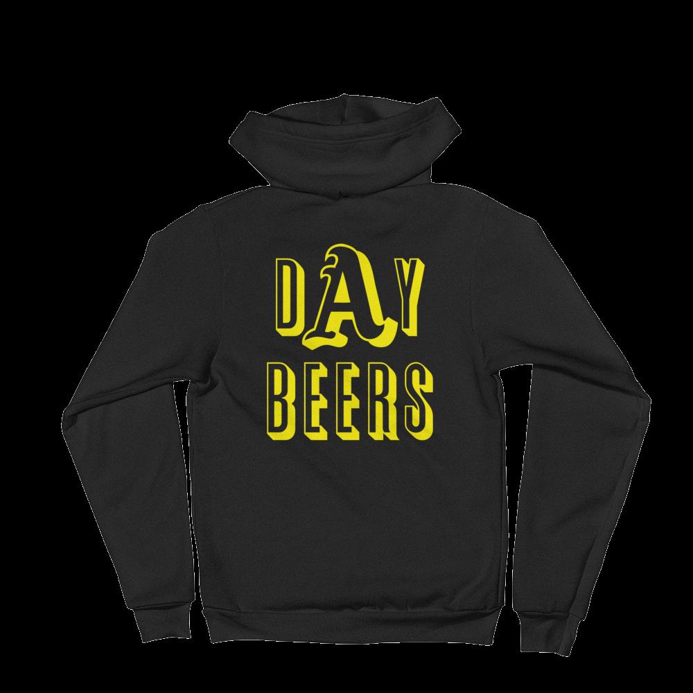 Image of dAy Beers unisex zip-hoodie