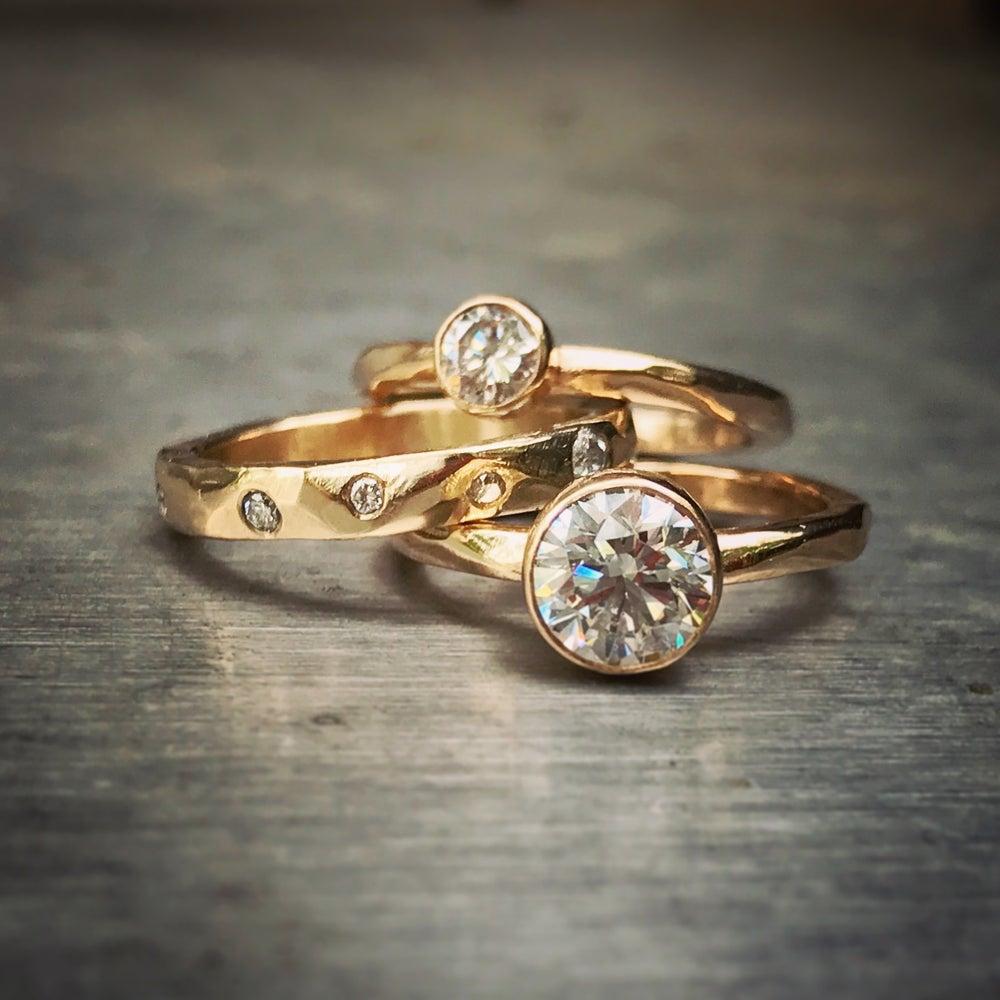 Image of Brilliant Diamond Ring