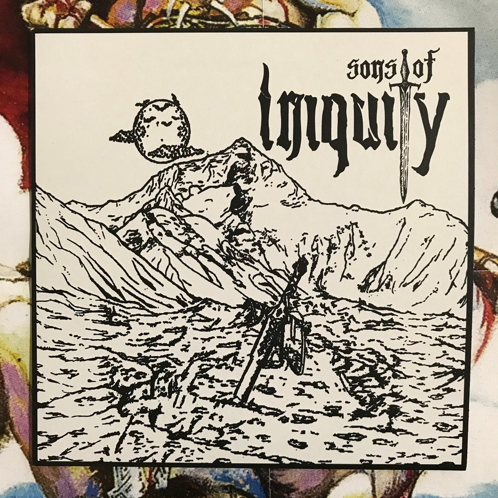 """Image of Sons of Iniquity - Hang 'em High b/w 'Till We Meet Again 7"""""""