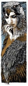 Image of GRAYSKULL - Variant art print
