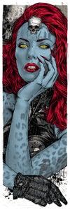 Image of RAVEN - art print