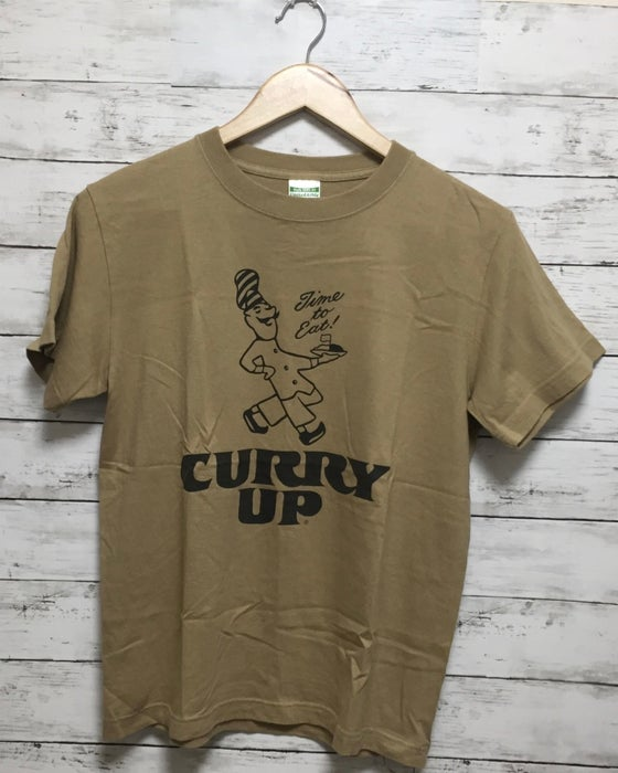 "Image of Nigo ""Curry Up"" Shop Staff Exclusive T-Shirt"