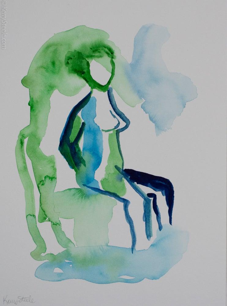 Image of Figure study #9