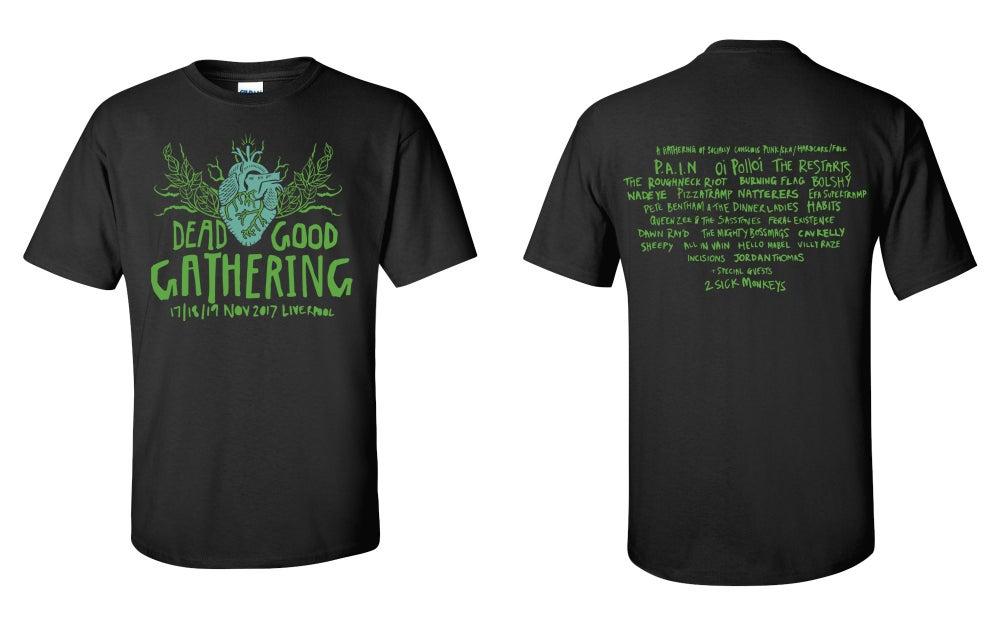 Image of DGG 2017 T-Shirt