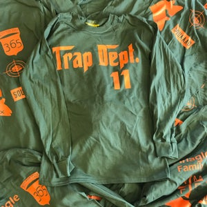 Image of Trap Longsleeve
