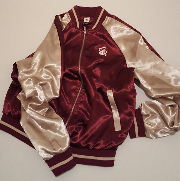 Image of Artistique Satin streak jacket