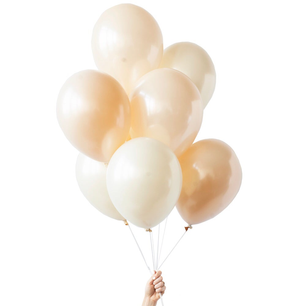 Image of Effervescent Balloon Bouquet
