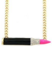 Image of LIPSTICK NECKLACE