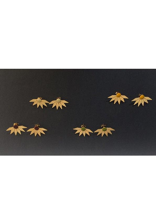 Image of MAYA - Boucles d'oreilles clous