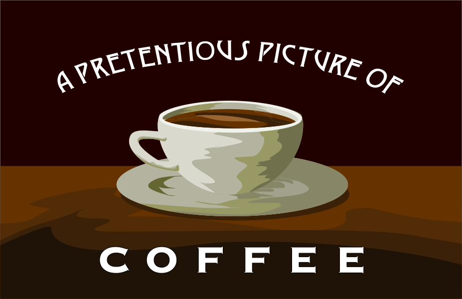 Image of Coffee poster