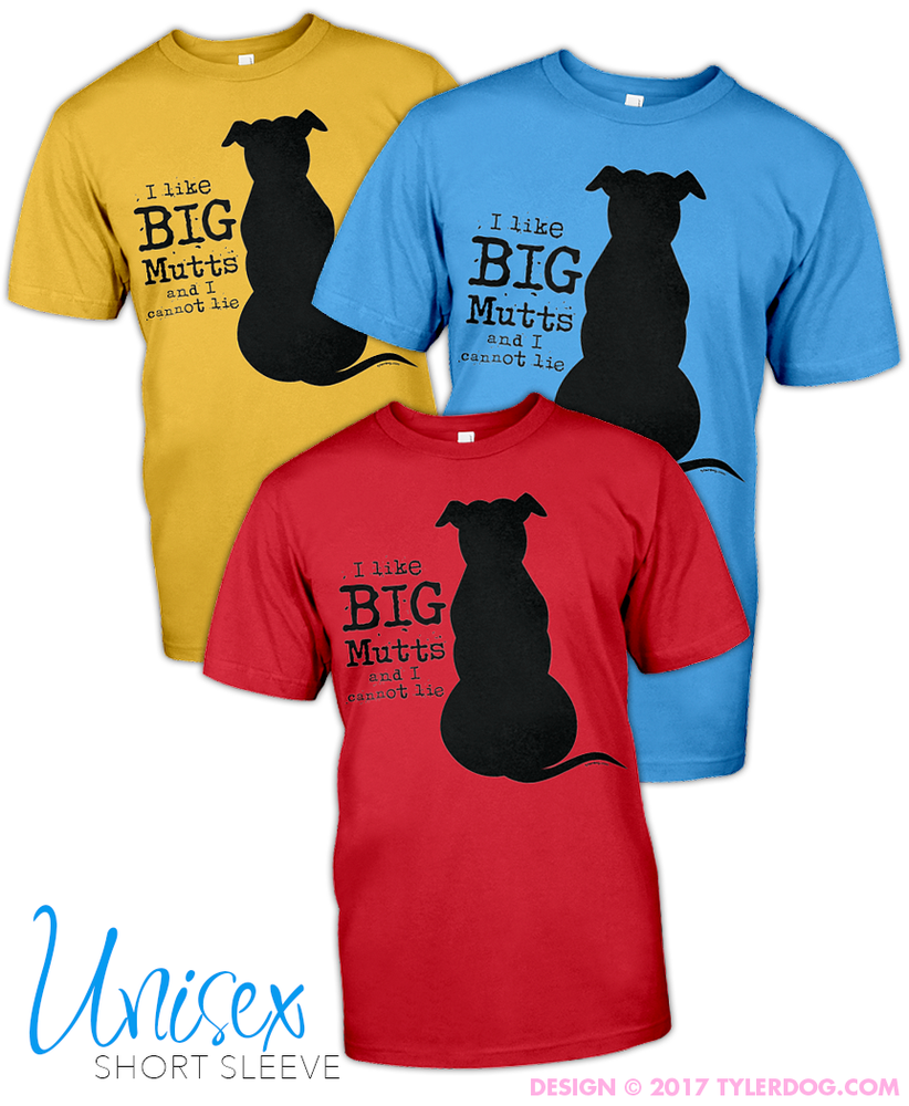 Image of I Like Big Mutts T-Shirt S-XL