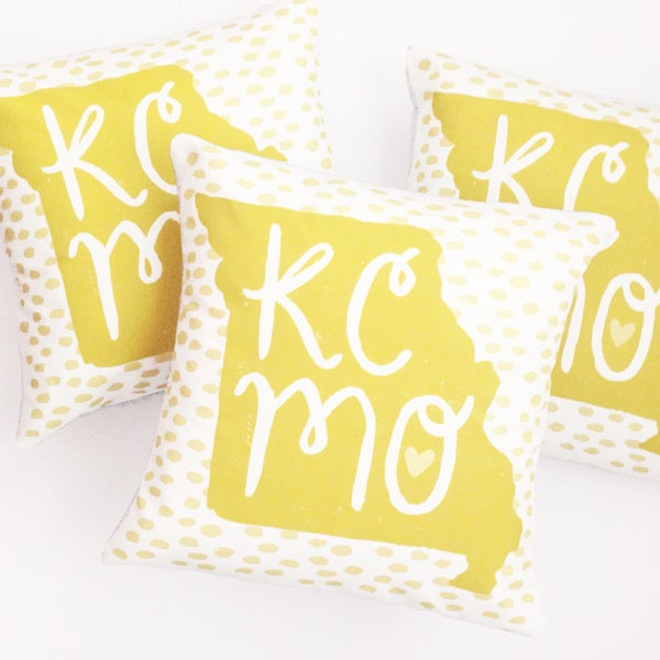 Image of KCMO Pillow