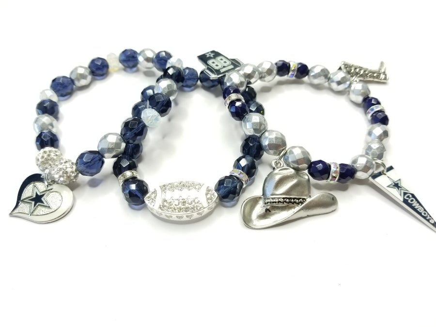 Image of Women's Sports Team Bracelets